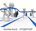 3d people   man  person at the...   Shutterstock . vector #372687439