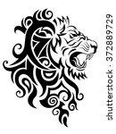 lion    Shutterstock . vector #372889729