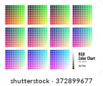 rgb press color chart