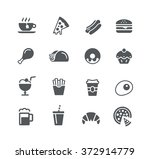 food icons   1   utility series