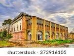 golestan palace  a unesco...   Shutterstock . vector #372916105