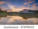 chiang mai  thailand at royal... | Shutterstock . vector #372990415