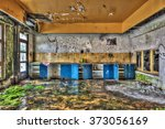 Dilapidated Refectory In An...