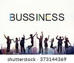 business start up company...   Shutterstock . vector #373144369