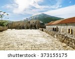 Old Town Of Budva In Montenegr...