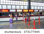 rome  italy   august 16  2015 ... | Shutterstock . vector #373177444