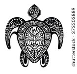 turtle | Shutterstock .eps vector #373203889