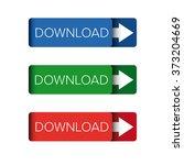 download button set vector | Shutterstock .eps vector #373204669