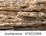 Texture Of Sandstone Rocks...