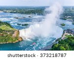 Niagara Falls Aerial View ...