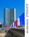 """Small photo of """"Open Book"""" Building of Former Secretariat Council for Mutual Economic Assistance (CMEA) in Moscow Russia"""