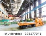 factory shop in bokeh ... | Shutterstock . vector #373277041