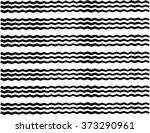 vector striped pattern. black... | Shutterstock .eps vector #373290961