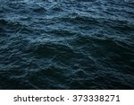 the surface of the sea ... | Shutterstock . vector #373338271