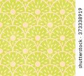orange seamless pattern   Shutterstock .eps vector #373338919