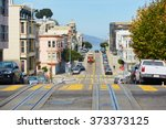 Cable Car In San Francisco ...