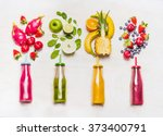Assortment Of Fruit  And...
