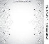 Geometric Grey Background...