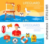 Lifeguards Banners Work Of A...