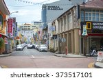 georgetown  penang  malaysia  ... | Shutterstock . vector #373517101