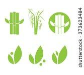 sugar cane | Shutterstock .eps vector #373623484
