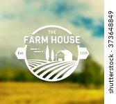 Farm House Concept Logo. Logo...