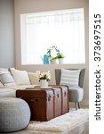 living room | Shutterstock . vector #373697515