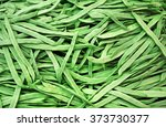Green Beans For Sale At Market