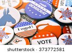 election  variety of... | Shutterstock . vector #373772581