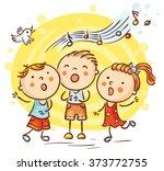 Children Singing Songs ...