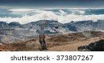 teide funicular | Shutterstock . vector #373807267