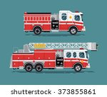 Firefighters Emergency Vehicles....
