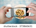 food photography. homemade... | Shutterstock . vector #373860631