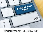 written word submit your idea...