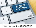 written word submit e claim on...