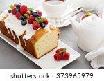 Yogurt Pound Cake For Breakfas...