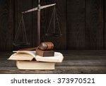 law. | Shutterstock . vector #373970521