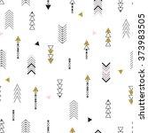 seamless background of... | Shutterstock .eps vector #373983505