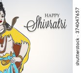 vector illustration of indian...   Shutterstock .eps vector #374047657