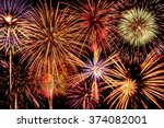 Fireworks. Celebration And...