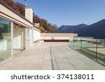 Minimalist House  Modern Terrace