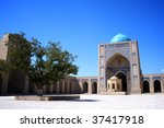 Kalyan Mosque - stock photo