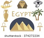 Welcome To Egypt. Symbols Of...