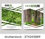 vector business brochure design ...