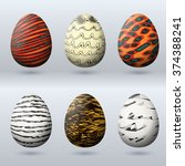 Antique Easter Embryo Design...