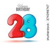 Number Twenty Eight  28...