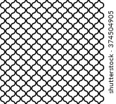 vector seamless pattern. vector ...   Shutterstock .eps vector #374504905