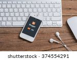 chiangmai thailand   february... | Shutterstock . vector #374554291