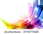 abstract background | Shutterstock .eps vector #374577685