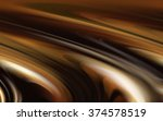 a lovely abstract curved... | Shutterstock . vector #374578519